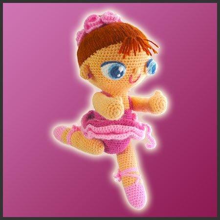 Agustina Ballerina – Amigurumi Pattern