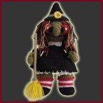 Halloween Witch – Amigurumi Pattern