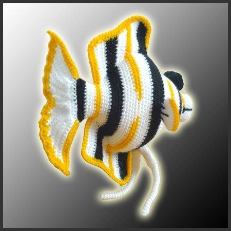 Angelo The Angelfish