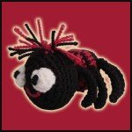 Betsy, The Spider – Amigurumi Pattern