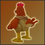 Evan The Rooster