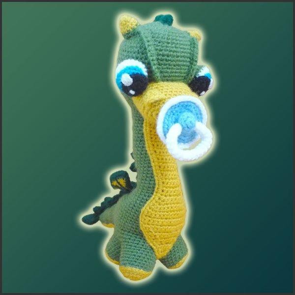 Valentin The Baby Dragon