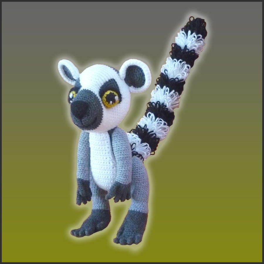 Lenny The Lemur