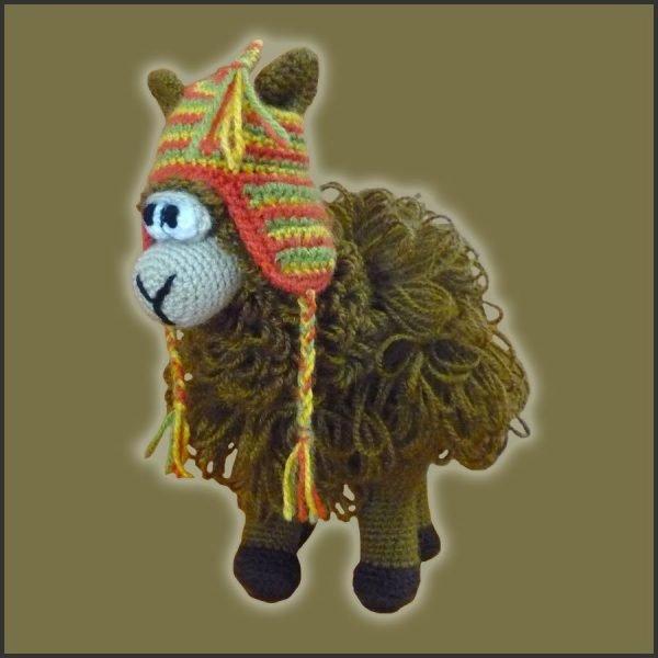 Amamani Llama