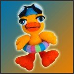 Duckie Duck – Amigurumi Pattern
