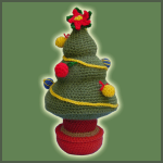 Christmas Tree – Amigurumi Pattern