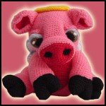 Angie, The Pig – Amigurumi Pattern