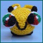 Beeby Baby Bee – Amigurumi Pattern