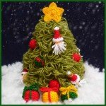 Christmas Tree and Presents – Amigurumi Pattern
