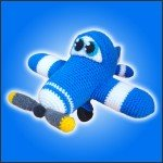 Howie, The Airplane – Amigurumi Pattern