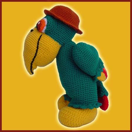 Paquito The Parrot