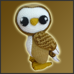 Barn Owl – Amigurumi Pattern