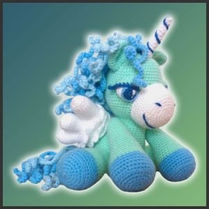Peppermint, The Pegasus – Amigurumi Pattern