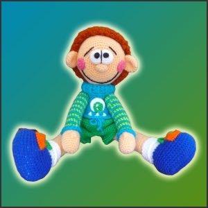 Peter, The Doll – Amigurumi Pattern