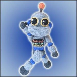 Robbie Robot – Amigurumi Pattern