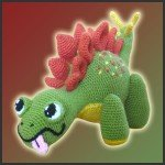 Coco, The Stegosaurus – Amigurumi Pattern