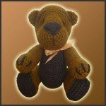 Teddy Bear – Amigurumi Pattern