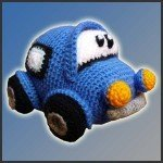 Little Car – Amigurumi Pattern