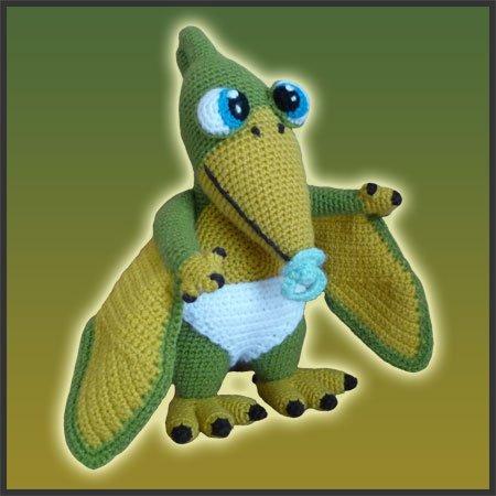 Baby Pterosaur