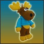Nelson The Moose
