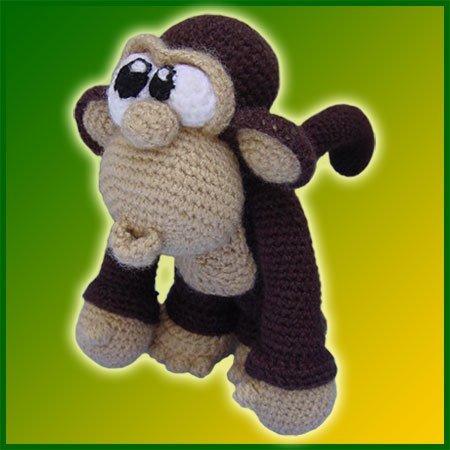 Chuck The Monkey