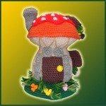 Mushroom House – Amigurumi Pattern