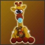 Baby Giraffe – Amigurumi Pattern