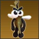 Mr Mosquito – Amigurumi Pattern