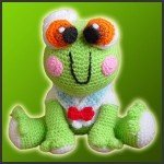 Froggy Fred – Amigurumi Pattern