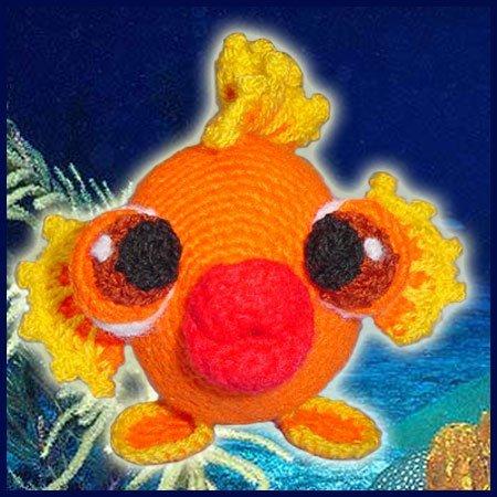 Bubbles The Little Fish