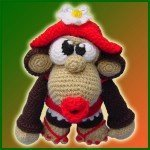 The Monkey Wears Prada – Amigurumi Pattern