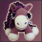 Heather, The Pony – Amigurumi Pattern