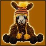 Coquena, The Llama – Amigurumi Pattern