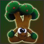 Mr. Tree – Amigurumi Pattern