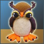 Horned Owl – Amigurumi Pattern