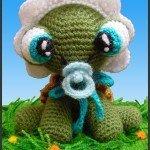 Baby Turtle – Amigurumi Pattern