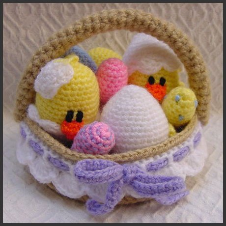 Eggs is a Basket
