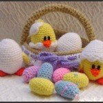 Eggs in a Basket – Amigurumi Pattern