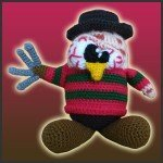 Freddy Krueger Tux – Amigurumi Pattern
