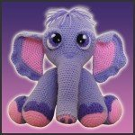 Gertie, The Little Elephant – Amigurumi Pattern