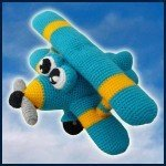 Ace, The Airplane – Amigurumi Pattern