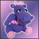 Ballerina Hippo – Amigurumi Pattern