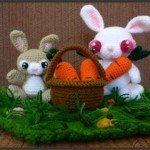 Bunny Rabbits – Amigurumi Pattern