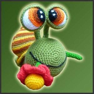 Melvin The Snail