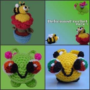 DeliciousCrochet Pack 1