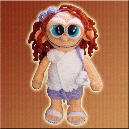Sally The Doll