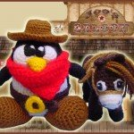 The Good, The Bad and The Tux – Amigurumi Pattern