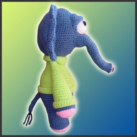 Waldo The Elephant