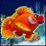 Bubbles, The Little Fish – Amigurumi Pattern