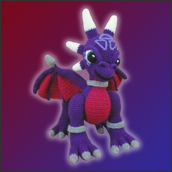 Cynder the Dragon